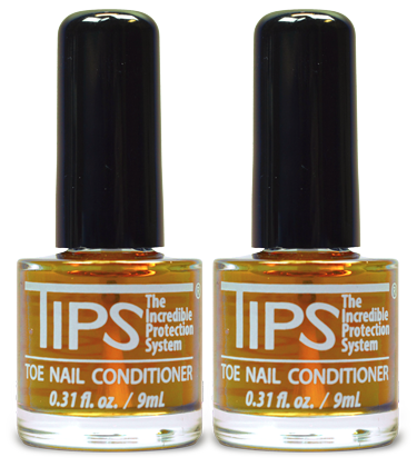 TIPS ®  Toe Nail Conditioner 2 Pack