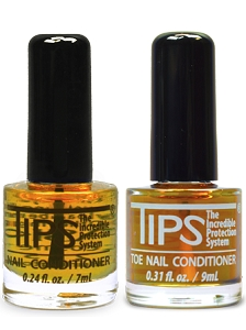 TIPS® NAIL CONDITIONER & TIPS® TOE NAIL CONDITIONER