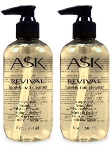 TIPS Hand & Nail Cleanser 2 Pack
