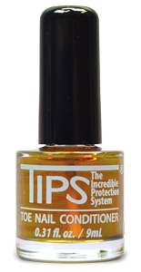 TIPS ®  Toe Nail Conditioner